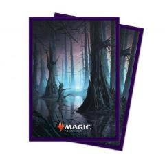 Card Sleeves - Unstable Swamp (100)