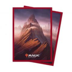 Card Sleeves - Unstable Mountain (100)