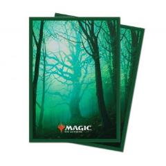 Card Sleeves - Unstable Forest (100)
