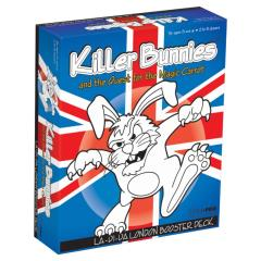 Killer Bunnies La-Di-Da London Booster Deck