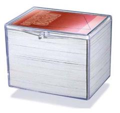 150 Count Storage Box - Clear