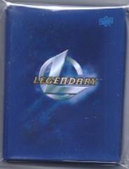 Card Sleeves - Legendary, Blue (50)