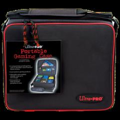 Portable Gaming Case - Black w/Red