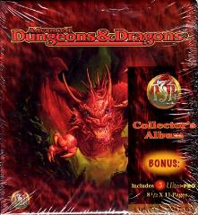 Advanced Dungeons & Dragons Collector's Album (Limited Edition)