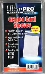 Graded Card Sleeves (10 Packs of 100)