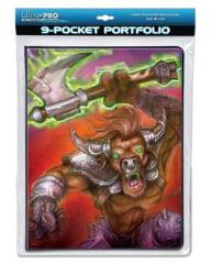 9-Pocket Portfolio - Monte Moore's War Beast