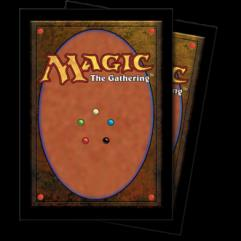 Card Sleeves - Magic Card Back (80)