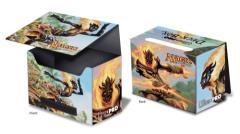 Side Loading Deck Box - Ash & Flamekin