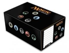 Card Storage Box - Mana Symbols #1 (700 Count)