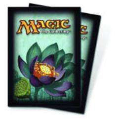 Card Sleeves - Lotus Bloom (80)