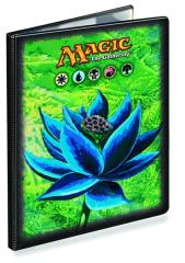 4 Pocket Portfolio - Black Lotus