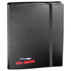 Pro-Binder - 9 Pocket Pages, Black (20)