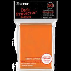 Solid Orange (10 Packs of 50)