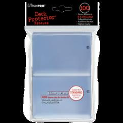 Standard Card Sleeves - Clear (100)