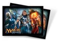 Card Sleeves - Magic 2012, Horizontal (80)