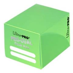 Pro-Dual Deck Box - Light Green (120)