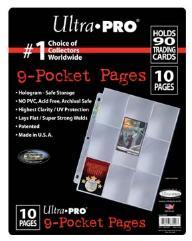 9-Pocket Platinum Pages (10)