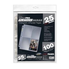 4-Pocket Platinum Pages (25)