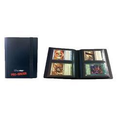 Pro-Binder Series 2, 2 Pocket Pages, Black (20)