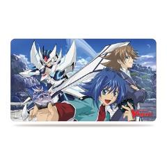 Playmat - Blaster Blade, Kai vs Aichi