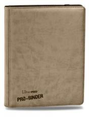 Premium Pro-Binder - 9 Pocket Pages, White (20)