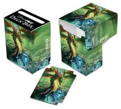Deck Box - Quetzalcoatl