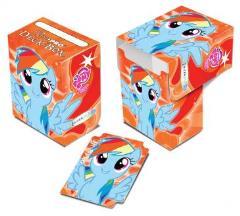 My Little Pony Deck Box - Rainbow Dash #2