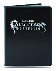 9-Pocket Gaming Collector Portfolio - Black