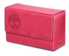 Premium Dual Flip Box - Pink