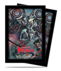 Undersized Card Sleeves - Cardfight! Vanguard, Nebula Lord Dragon (55)