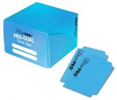 Pro-Dual Deck Box - Light Blue (180)