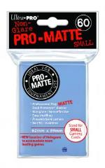 Pro-Matte Non-Glare Card Sleeves - Clear, Undersized (60)