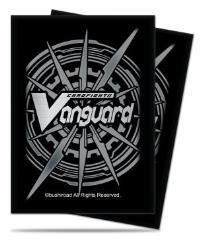 Undersized Card Sleeves - Cardfight! Vanguard, Silver (55)