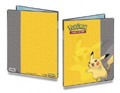 9 Pocket Portfolio - Pikachu