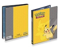 4 Pocket Portfolio - Pokemon