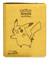 9 Pocket Pro-Binder - Pikachu