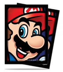 Standard Card Sleeves - Mario (65)