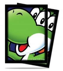 Standard Card Sleeves - Yoshi (10 Packs of 65)