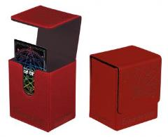 Premium Flip Box - Force of Will, Red