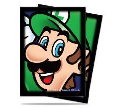 Standard Card Sleeves - Luigi (65)
