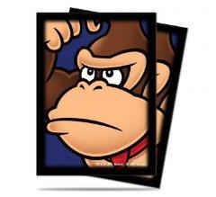 Standard Card Sleeves - Donkey Kong (65)