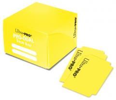 Pro-Dual Deck Box - Yellow (180)