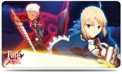 Playmat - Collection 1, Archer/Saber