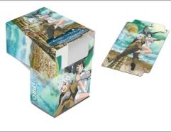 Deck Box - Is It Wrong to Try to Pick Up Girls in a Dungeon?