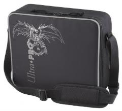 Deluxe Gaming Case - Black Dragon w/Silver Trim