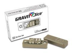 D6 Gravity Dice - Desert (2)