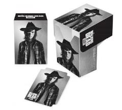 Full-View Deck Box - The Walking Dead, Carl