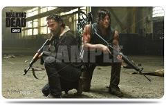 Walking Dead, The - Rick & Daryl Playmat