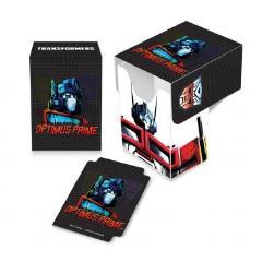 Transformers - Optimus Prime Deck Box