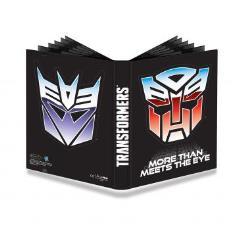 Pro-Binder - 9 Pocket Pages, Transformers Shields